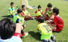 子供サッカークリニック