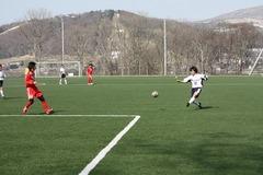 練習試合(撮影:Harutsu)